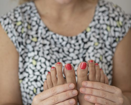 Mindful Foot Reflexology