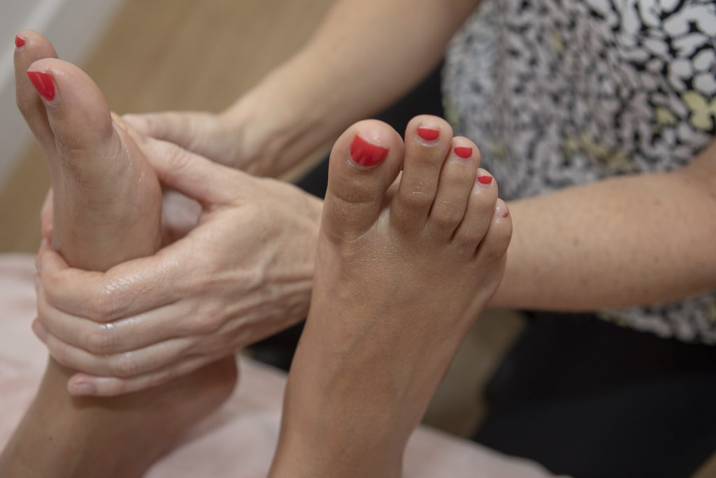 Clinical Foot Reflexology