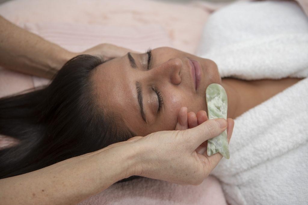 Indian Head Massage, Facial Reflexology